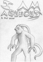 """""""I Am Aqueous"""" - Front Cover by TheNamelessTailled"""