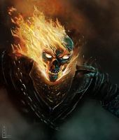 GhostRider by Bohy
