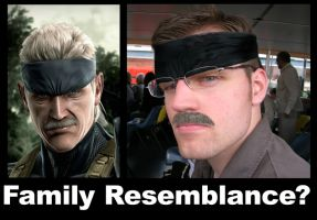 Family Resemblance? by ARAbbey