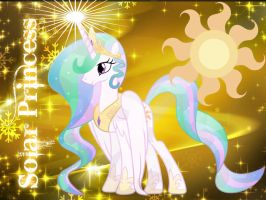 Solar Princess by Mobin-Da-Vinci