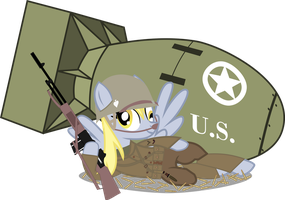 US Derpy - By TensaiOni by wasd999