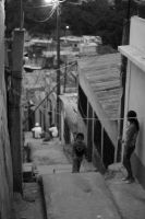 Streets of El Limon by SantiBilly