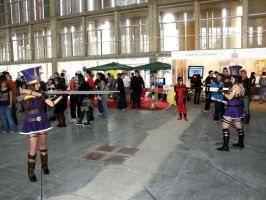 LoL Cosplay Jerez 2011 - 18 by Ragamuffyn