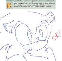 Ask 8 CHALLENGE ACCEPTED!!! (Gif) by Ask-SB-Sonic