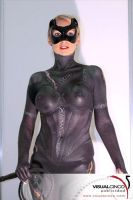 UPFRONT Mexico Catwoman I by darthstrider