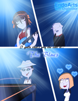 I guess that's why they call it the blues by Endo1357