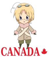 Canada-- Who? Front by a-panda-beah