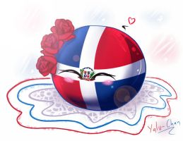 DominicanRepublicBall by YL-17