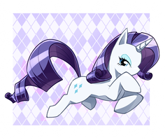 Rarity by norunn8931