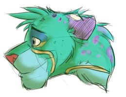 pasteled by SikiSpots