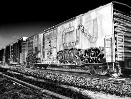 boxcar by Photogenetic