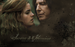 -Severus and Hermione- by SeverusSnapesAngel