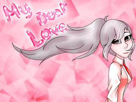 .:Menu - My Dear Love:. by AnyFlower-Chan