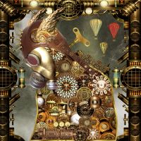 Steampunk by Pyrare