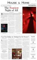 NY Times Redesign by RainbowWish