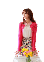 Ulzzang Kim Sheon Yeong PNG by seouleater