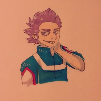 Hitoshi, once again by ragefton