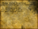 Nuka Cola Addiction Fallout 1 Prop by redsteal21