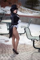 Got the Magic in Me - Zatanna by SilverShadeCosplay