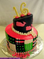 Sweet Patches Cake by SweetSorrowIsMY2moro