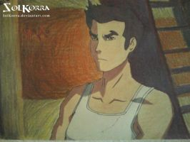 Mako Traditional Draw by SolKorra