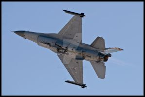 The Sheik at Nellis 4 by AirshowDave