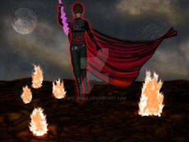 Martyr on the Isle of Death by Wyldsoul