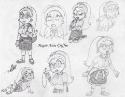 FG - Catholic School Meg by Yeldarb86