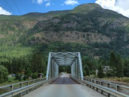 Passmore Upper Road Bridge British Columbia by historicbridges
