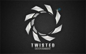 Twisted Entertainment logo by JonnyBurgon