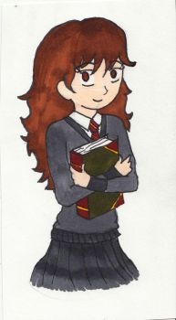 Hermione by piperd22