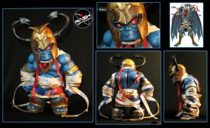 RASK OPTICON mumm ra tequila by rAskopticon