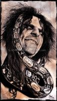ALICE COOPER 1972 by Red-Szajn