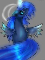 Princess Luna by Siinys