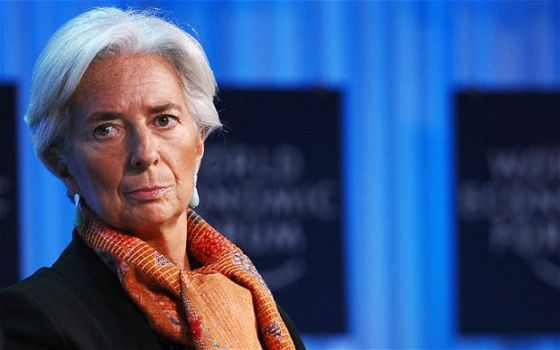 IMF Chief warning for the U.S Federal Reserve by andersenjoseph2014