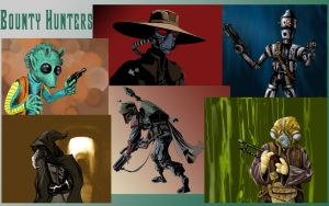 Bounty Hunters by The-Blade-Runner
