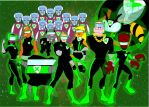 Power Ring Corps by Bort826TFWorld