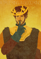 GoT: A True King A Good King by FrenchBrioche