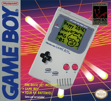 GameBoy 20th Anniv. Tribute by JDavis1186