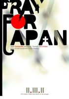 Pray for Japan by phonglong