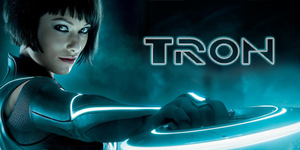 Tron sign by kigents