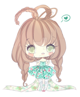 Chibi Adopt Auction (SOLD) by mochatchi