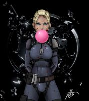 MKX Who's Next? Cassie Cage by OriginalUnoriginal