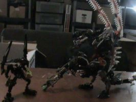Tyranid Carnifex, BBC 60 pic10 by Kerian-halcyon