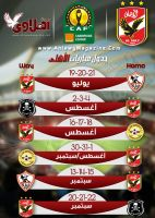 El Ahly In CAF Champions League 2013 by HeMaBeBo
