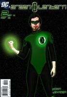 Green Lantern v2 1 by FastestFanAlive