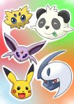 Pokemons that I like! by Cruel7Rose