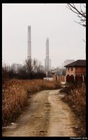 Houses and Industry by RavenNightWish