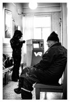 Waiting for the train, vol. 1 by wchild