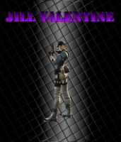 RE 5 Jill Valentine by JanetAteHer
